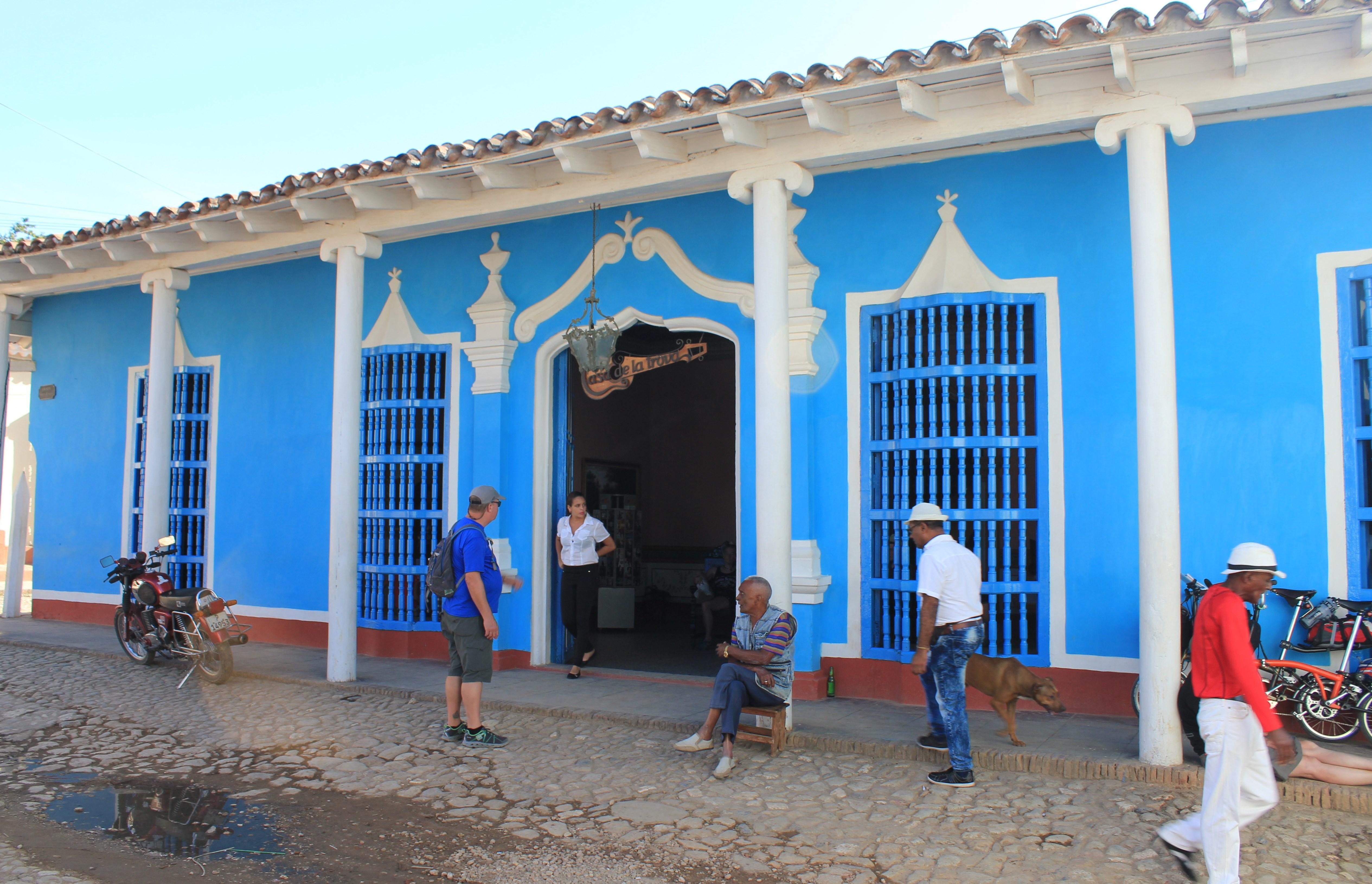 Casa-de-la-Trova-Trinidad A Cuban Road Trip, Part 2 - Trinidad Cuba Trinidad