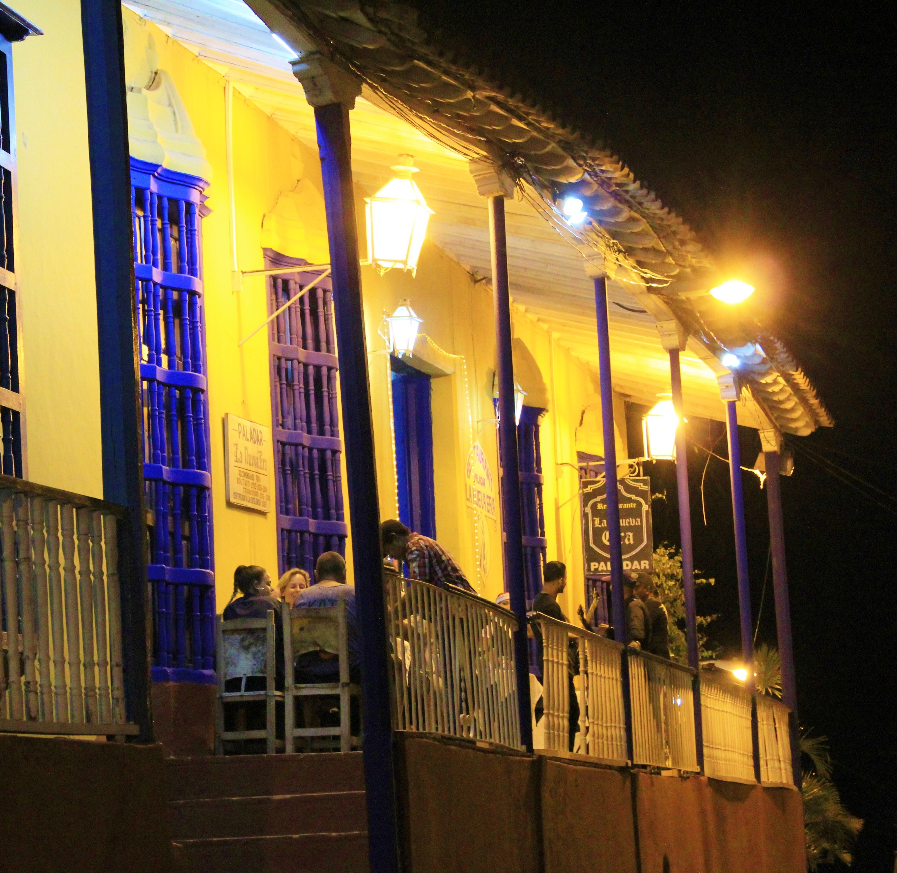 Trinidad-Cuba-Restaurant A Cuban Road Trip, Part 2 - Trinidad Cuba Trinidad