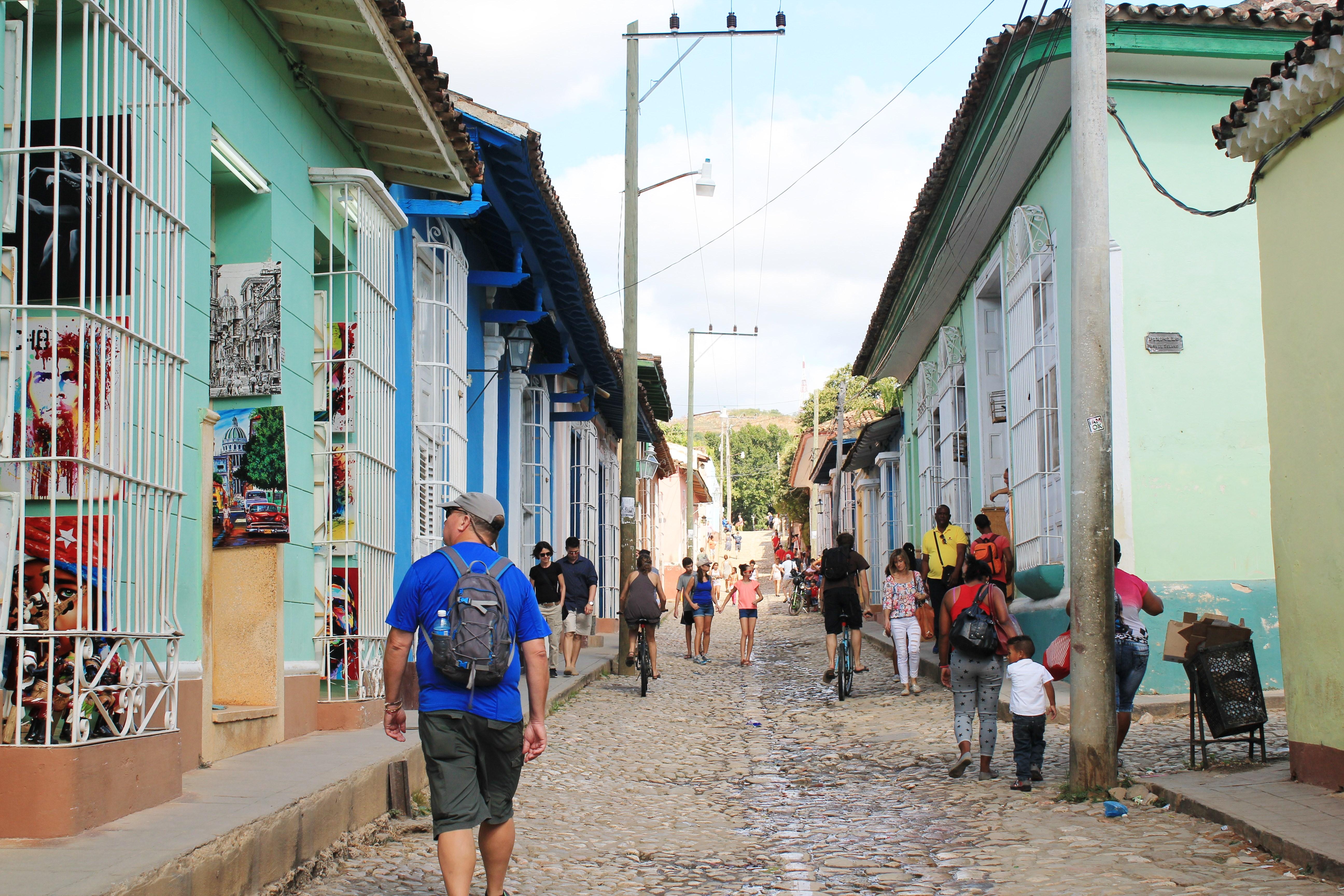 Trinidad-Street A Cuban Road Trip, Part 2 - Trinidad Cuba Trinidad