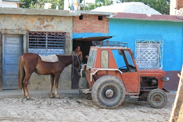 Trinidad-Horse-Tractor A Cuban Road Trip, Part 2 - Trinidad Cuba Trinidad