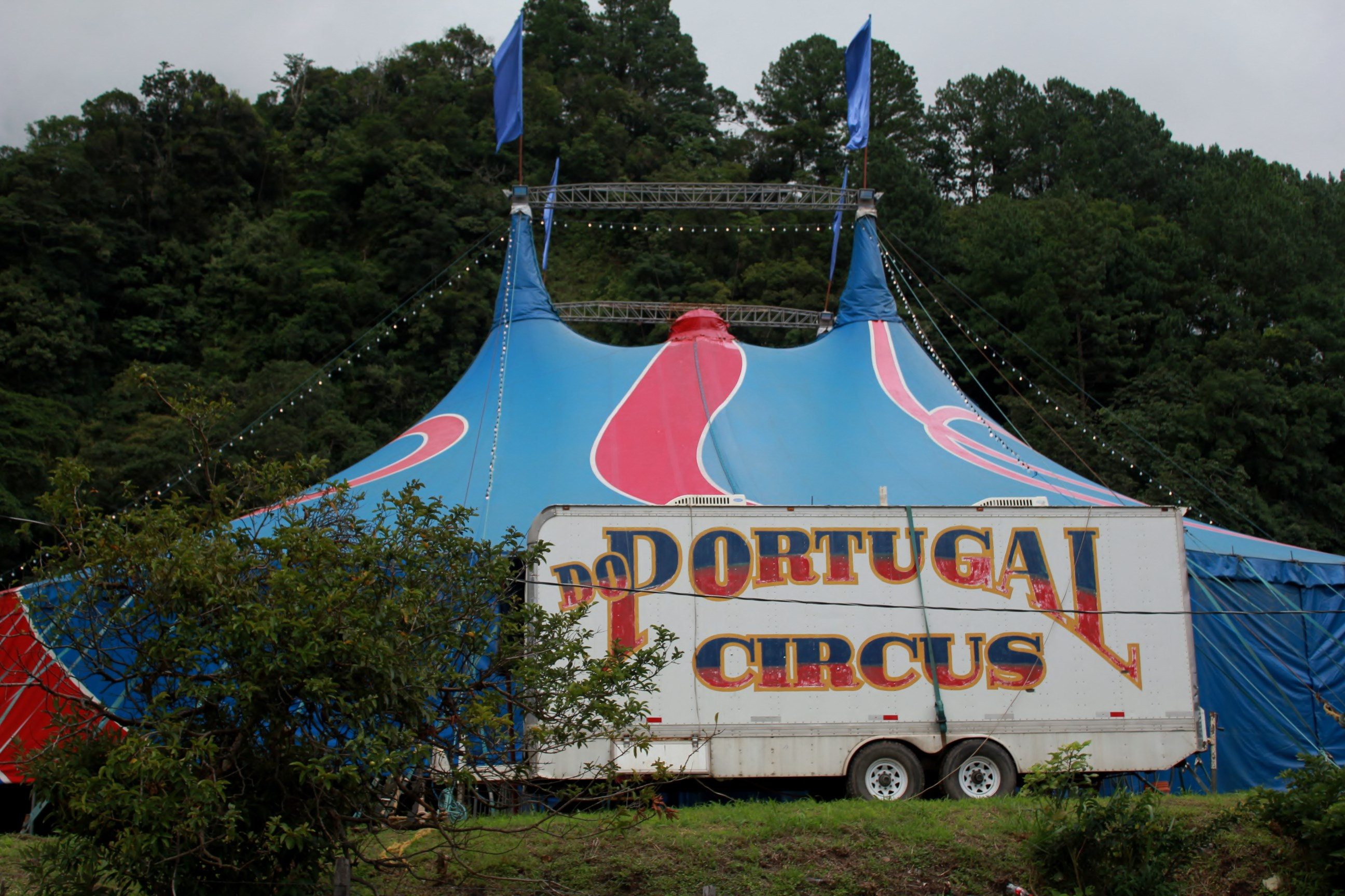 Big-Top-1 When the Circus Came to Boquete Boquete Panama The Expat Life