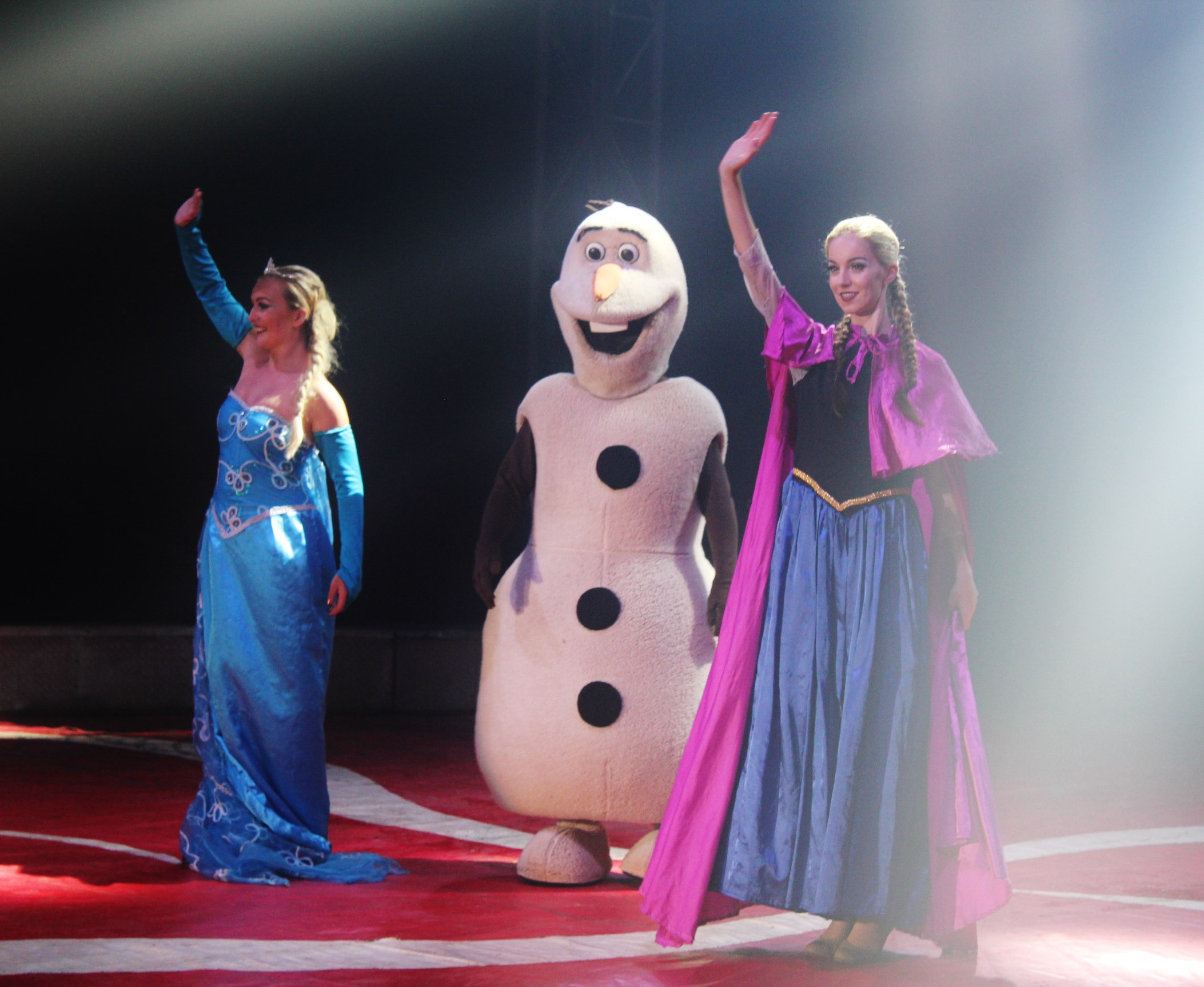Frozen-1 When the Circus Came to Boquete Boquete Panama The Expat Life