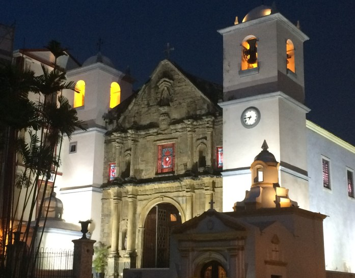 Casco-Viejo-Nightime-Church-300x235 Discovering Casco Viejo, Panama Panama Panama City