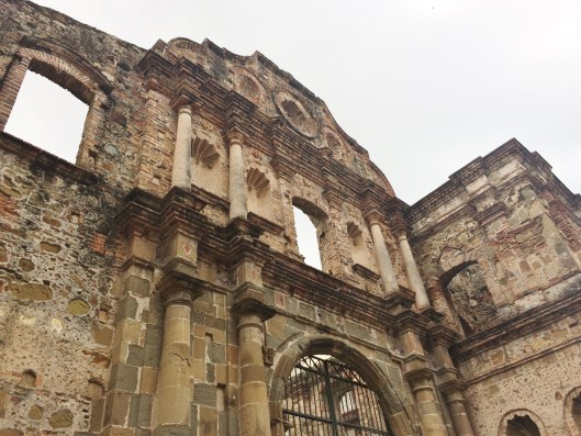 Casco-Viejo-Ruined-Church-300x225 Discovering Casco Viejo, Panama Panama Panama City
