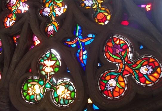 Basilica-Rose-Window-Detail FOUR DAYS IN QUITO, ECUADOR: Part II Ecuador Quito