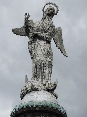 Quito-Virgin-2 FOUR DAYS IN QUITO, ECUADOR: Part II Ecuador Quito