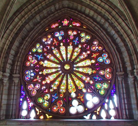 Rose-Window-Basilica-Quito-1 FOUR DAYS IN QUITO, ECUADOR: Part II Ecuador Quito