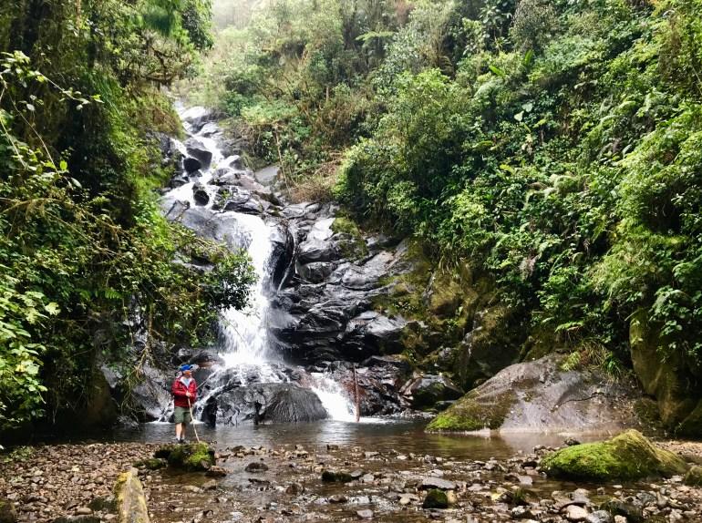 Waterfall2, Amistad National Park