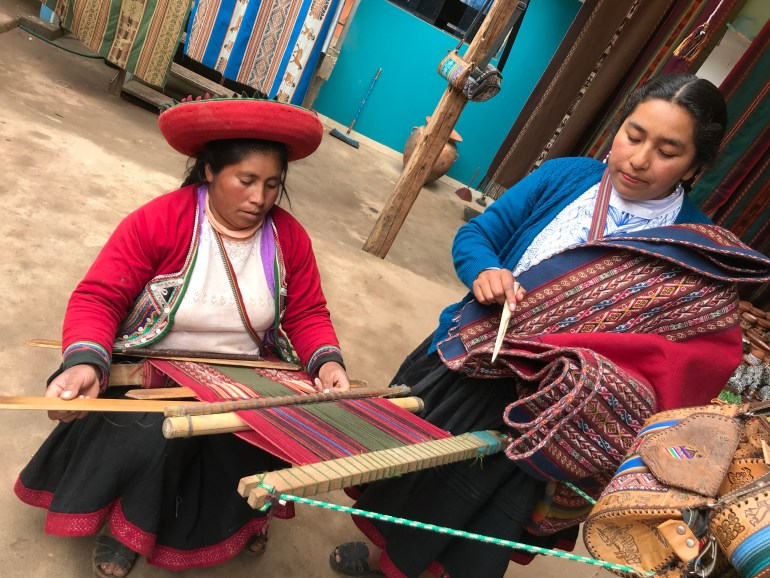 Chinchero Weavers