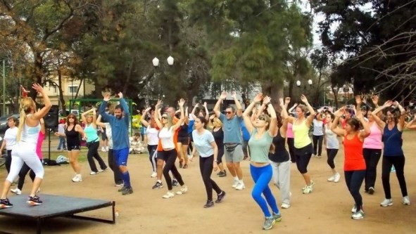 zumba Staying Fit in Medellín Colombia Medellin The Expat Life