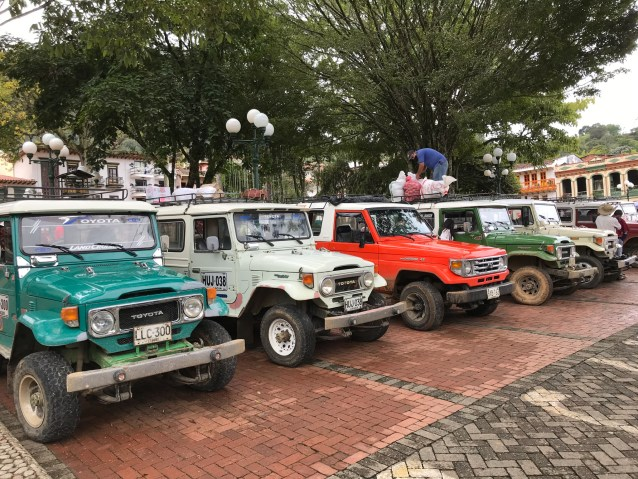 MblhhR0xT6SPmTe4vxajGg-1024x768 Chivas, Jeepaos, and Tuk-Tuks: Getting Around in Rural Colombia Colombia
