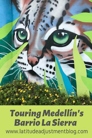 11 Touring Medellin's Barrio La Sierra Colombia Medellin