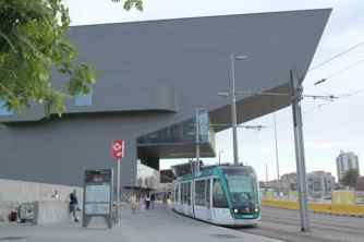 Tram and Metro
