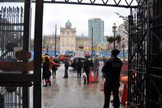 mercado de Saint Lawrence