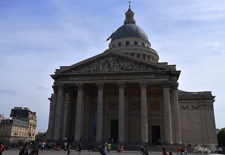 pantheon em Paris