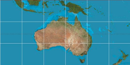 Perth Latitude Longitude