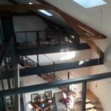 Aménagement de loft