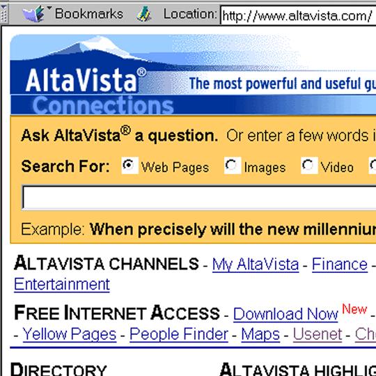 Alta Vista Featured Image