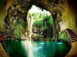 Cenotes mexique