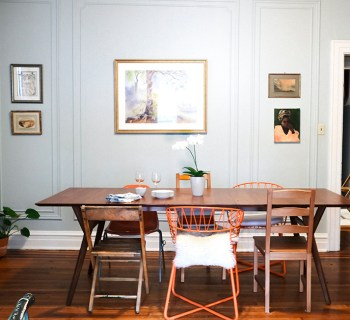 Finding Home In A Long Table