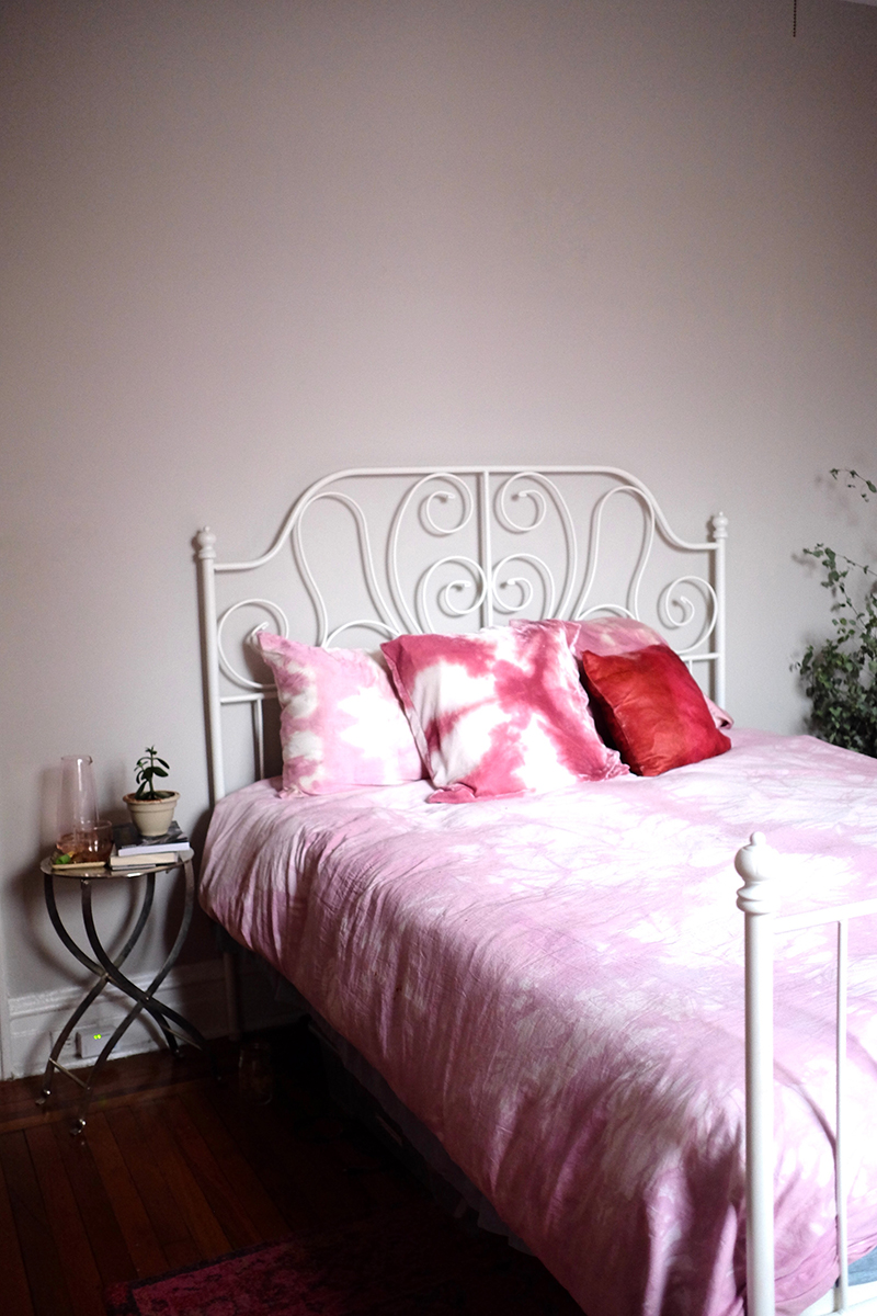 An Ode To Pink Bedding