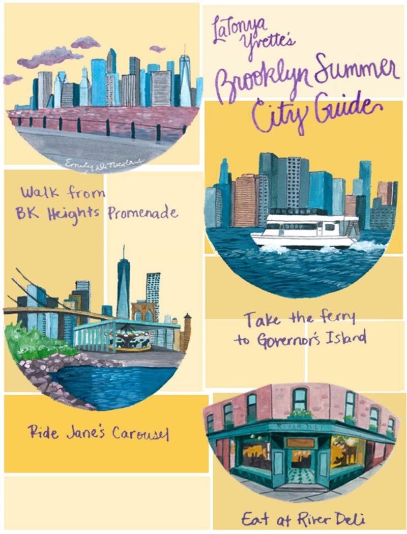 A Brooklyn Summer City Guide