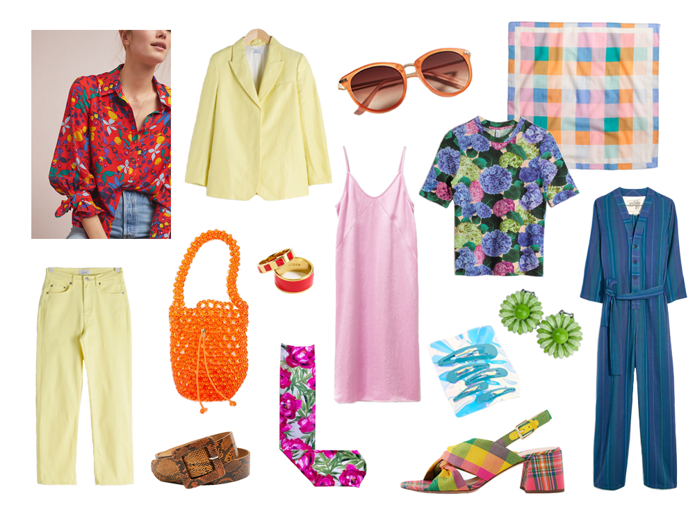 15 Colorful Things for Spring