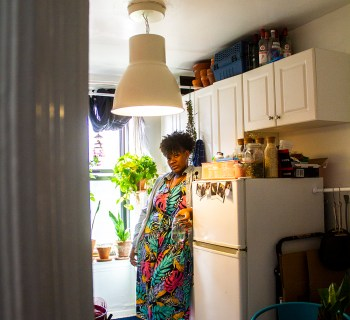 A Window In: ShiShi Rose's Sanctuary In The City