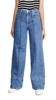 Wide Leg 90s Trousers