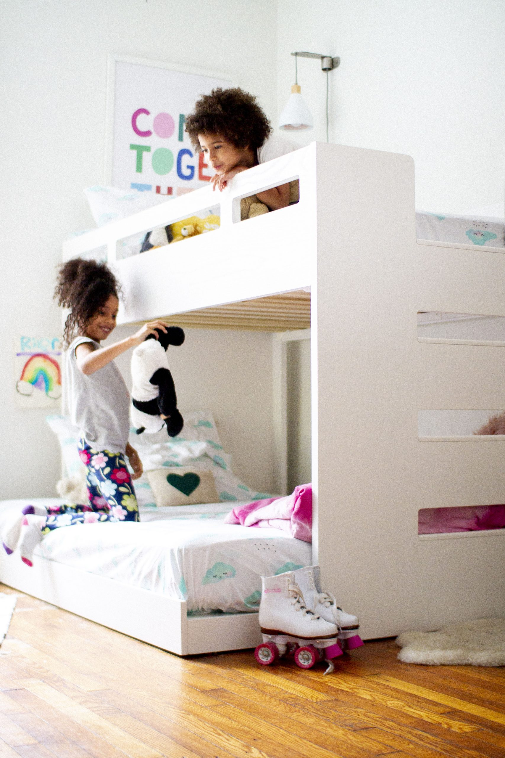 May I Suggest: A Slight Kids' Room Redesign