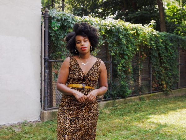 Leopard Print Dresses And Comfy Kicks