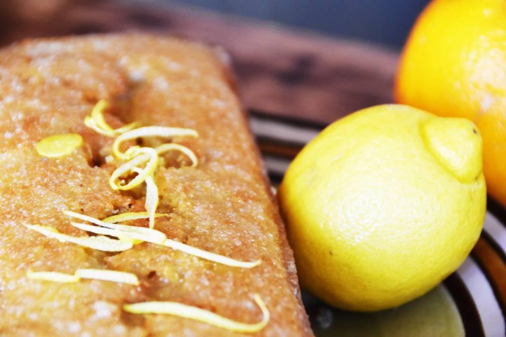 cake citron orange les petites groumandises