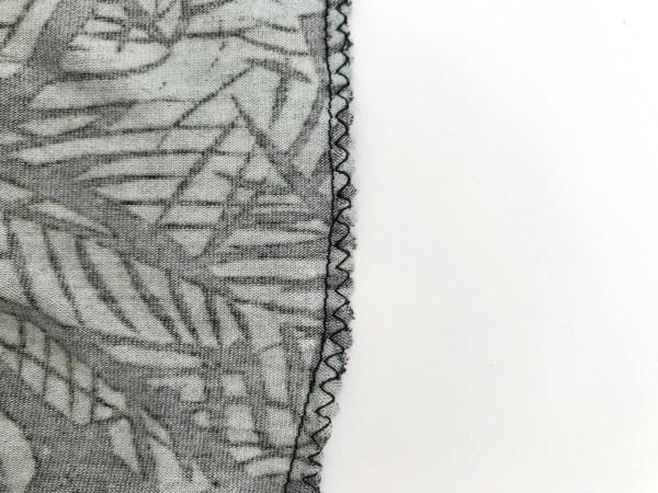 couture latérale