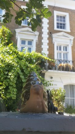 notting hill snail