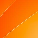 Agujetas de color naranja!