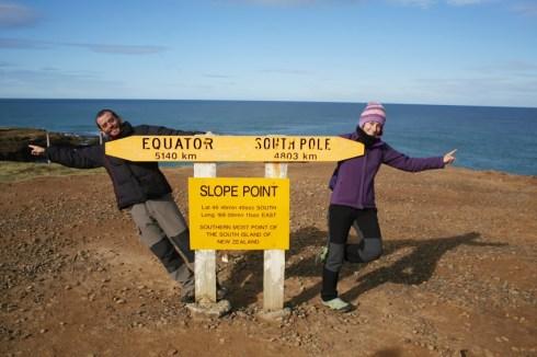 Slope Point. Catlins