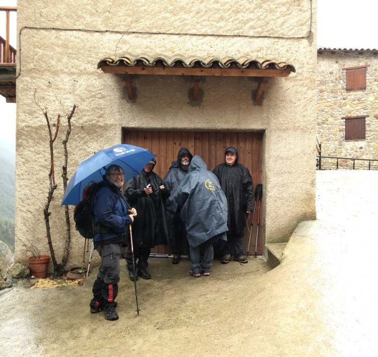 Singing in the rain....la la nina naaaa