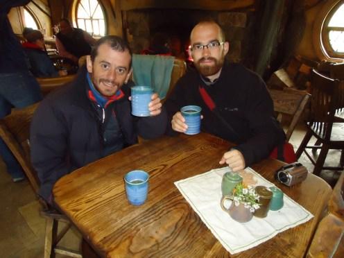 Hobbit Ale para acabar la visita