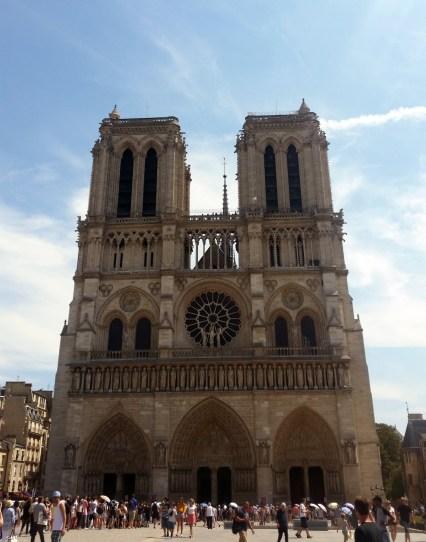 París. Notre Dame