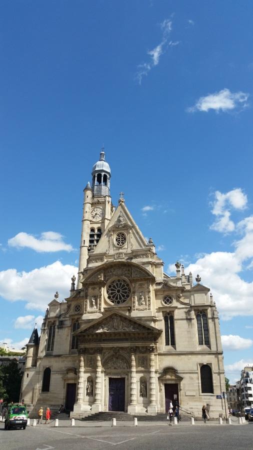 Iglesia París