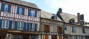 Lyons le Foret. Normandía
