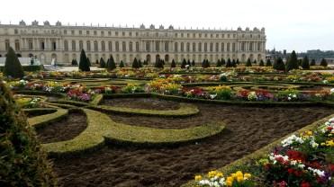 Versalles. Francia. Normadía