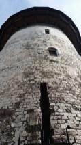 Torre Juana de Arco, torreón del castillo de Philippe Auguste.