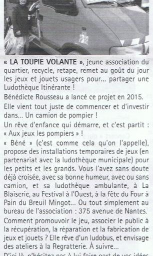 Libérez les Jouets – Journal Poitiers Ouest