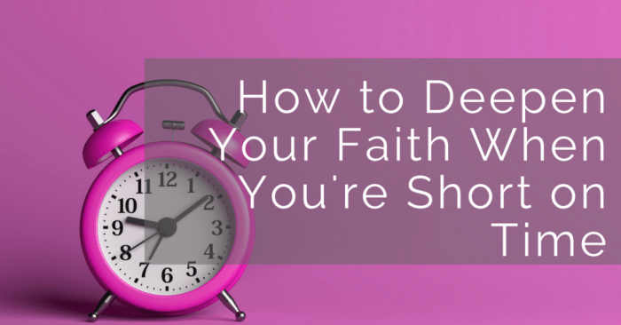 You want to find a consistent time for devotions but something always seems to get in the way. Here are 3 things that will help you find that time today. Number 1 is a dozy!