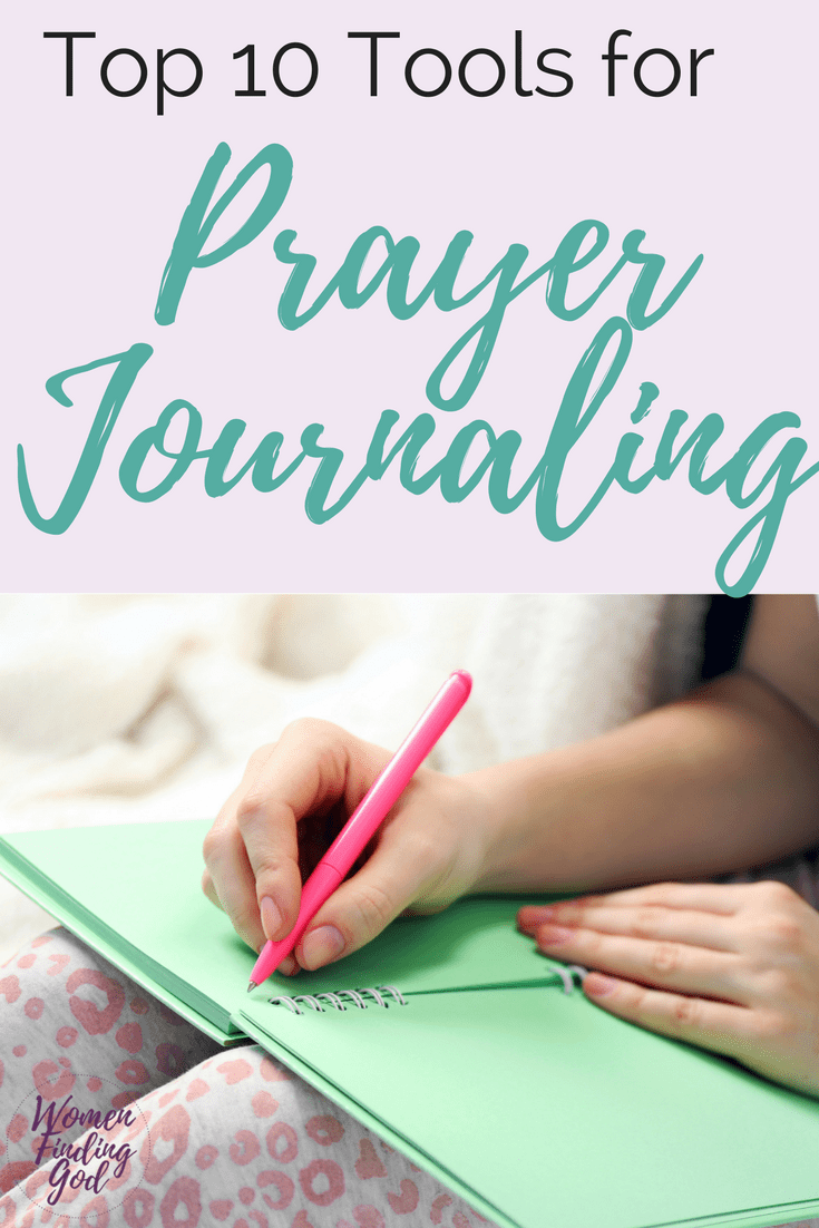 Prayer journaling is a great way to enhance your faith. Here are some tools that you MUST-HAVE if you want to get started. (No artistic talent required) Quiet Time with God ideas   Bible study for Christian Women   Spiritual Growth