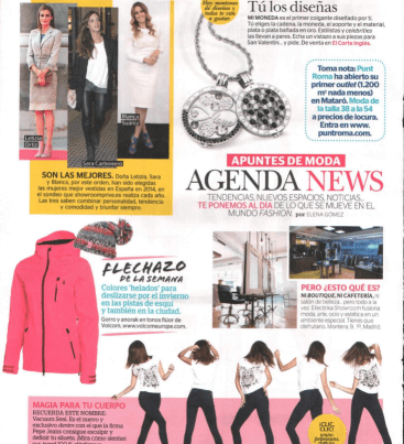 Ellectrika Showroom en Mia Magazine