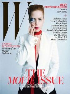 Amy Adams cover W Magazine