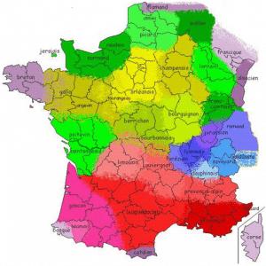 dialecten frankrijk