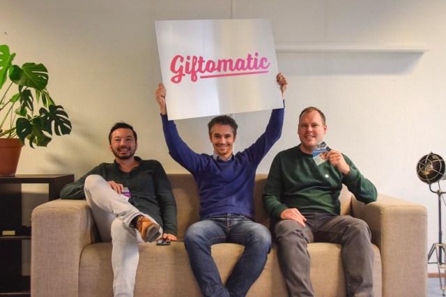 giftomatic cadeau inspiratie